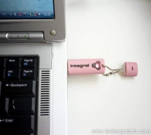 6 Integral Splash 8GB USB 2.0 Flash Drive - Review