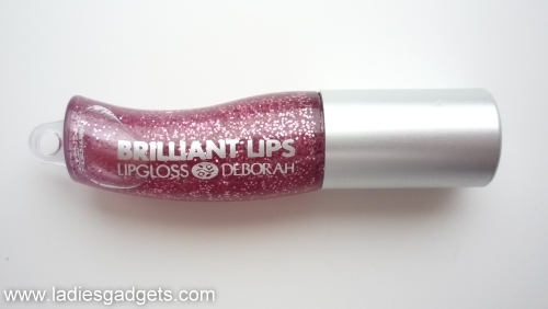 3 Deborah Milano Brilliant Lips Mobile Gloss - Review and Giveaway