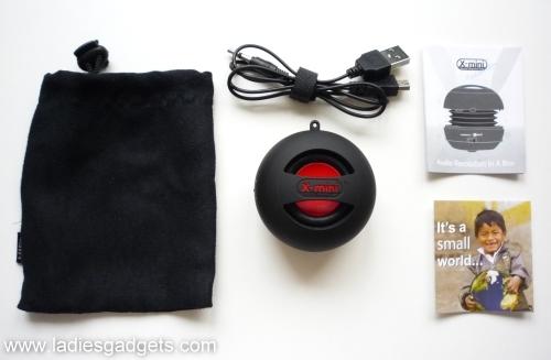 4 XMI X-mini II Capsule Speaker - Review