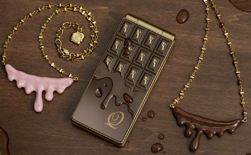 Docomo STYLE series Featuring Magic Illumination, Perfume Holder and Chocolate-Like Design (16)