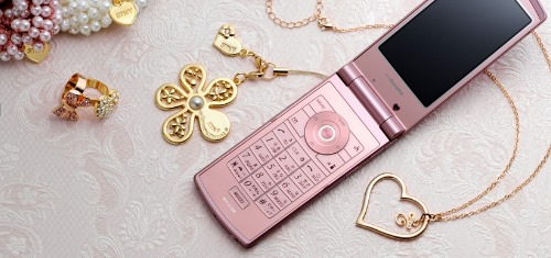Docomo STYLE series Featuring Magic Illumination, Perfume Holder and Chocolate-Like Design (6)