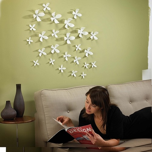 Multiple Flowers for Decorating Your Wall