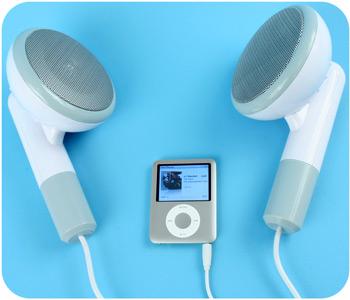 The Earbud Speakers (2)
