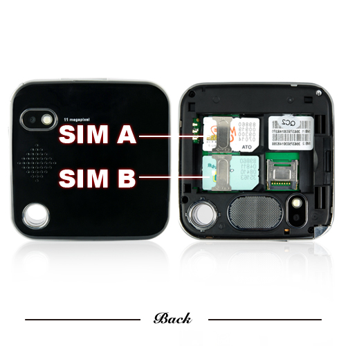 The Metro Cell Phone With Swivel Display  (4)