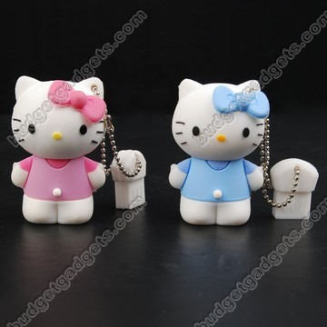 The Cartoon Kitty USB Flash Drive (2)