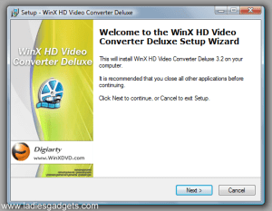 WinX HD Video Converter Deluxe Review and Giveaway