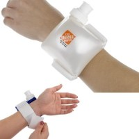 Wrist Water Bottles are Great for Jogging
