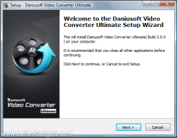 Daniusoft Video Converter Ultimate Review and Giveaway