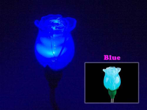 Rose USB Computer Lamp