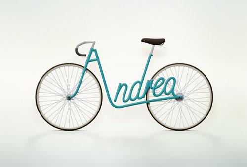Write a Bike is a Unique Bike Concept