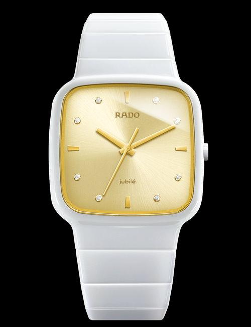 Rado r5.5 Jubile White Watch