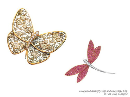 Van Kleef Arpels Spring Jewelry Collection