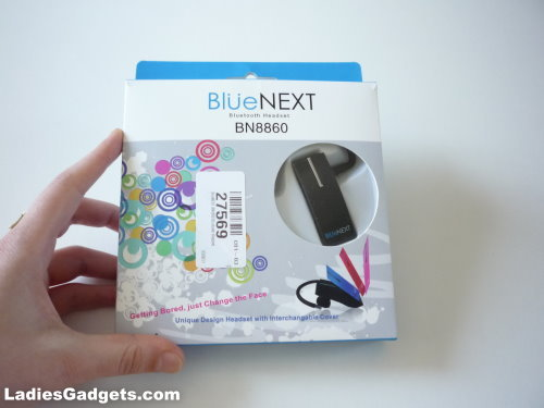 15f4aa8c7f1 Ladies' GadgetsBlueNEXT BN8860 Bluetooth Headset - Review - Ladies ...