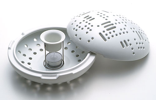 Pebble Aroma Pot by Akihito Fumita for Aroma Therapy