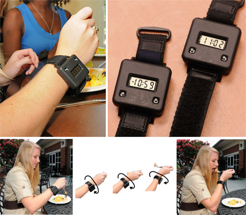 Bite Counter Helps you Stop Eating so Much and Lose Weight