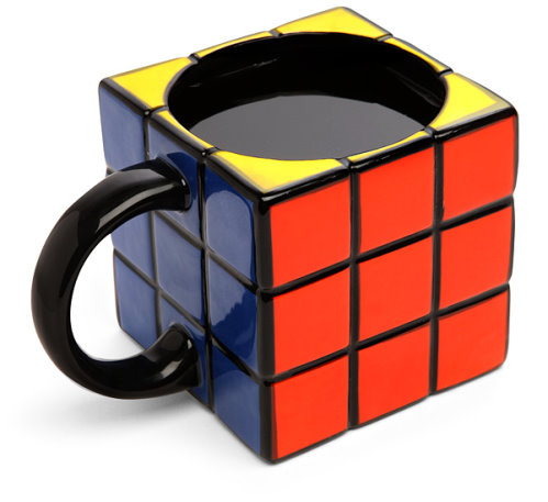 Rubik s Cube Ceramic Coffee Mug