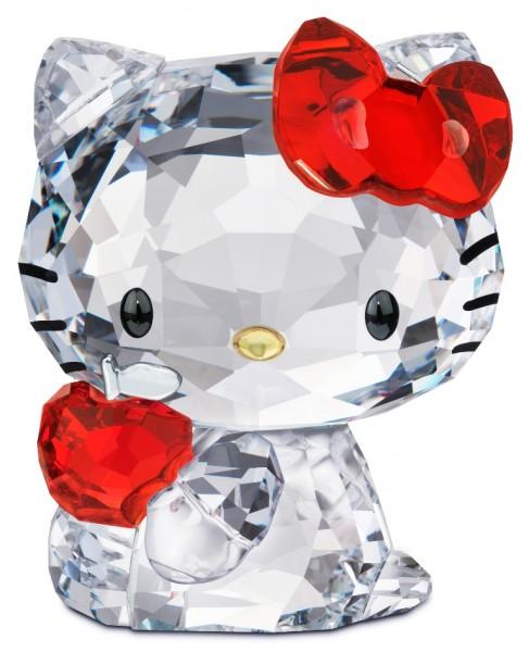 Swarovski Introduces the Hello Kitty Collection