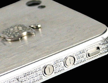 Jo-Emma Larvin s iPhone 4S Diamond and Platinum Edition Introduced by Stuart Hughes