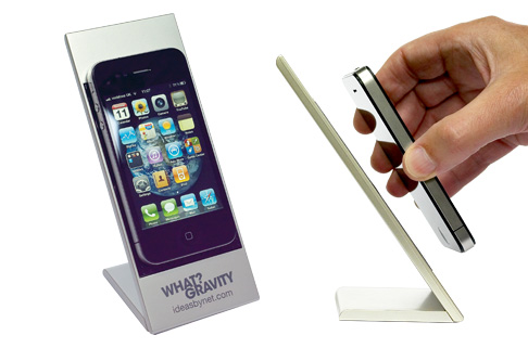 The What Gravity Mobile Phone Holder