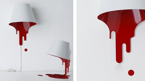 Paint Bucket Lamp