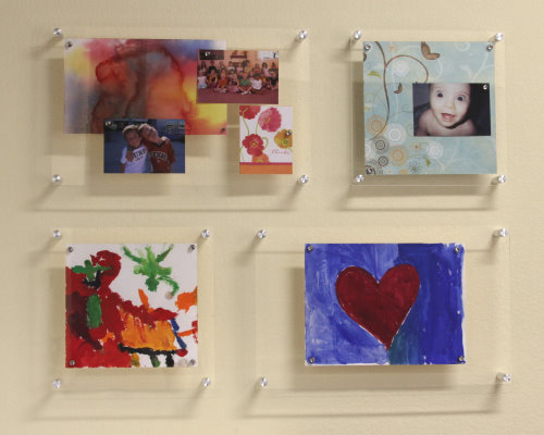 Wexel Art Display Frames and Magnets