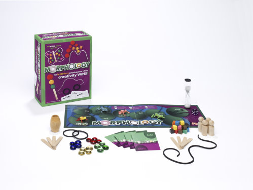 Win the Award Winning Game Morphology