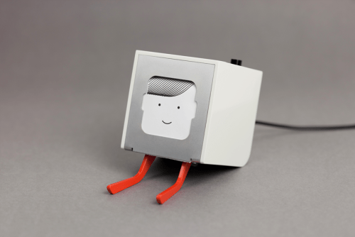 Worlds Smallest Printer Brings News Games and Shopping Lists on Your Desk