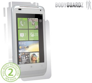 BodyGuardz UltraTough Clear Films Protect Your Gadgets From Scratches and Microbes