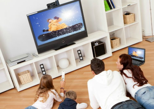 Connect Your PC to the TV and Video Chat Wirelessly