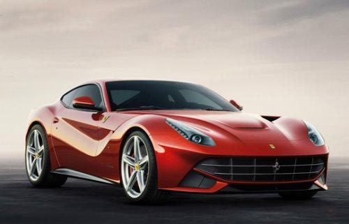 Two Beautiful Cars From Ferrari and Bertone at the Motor Show