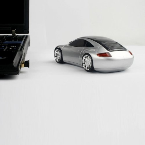 Stylish Wireless Car Mouse