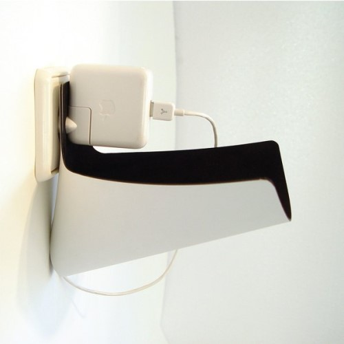 Wall Socket Accessory With Tray