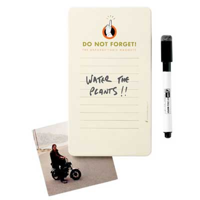 Magnetic Notebook and Pen