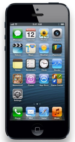 Apple s iPhone 5 Not Very Different Than Its Predecessor