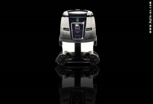 HYLA GST Swarovski Edition Worlds Most Luxurious Vacuum Cleaner