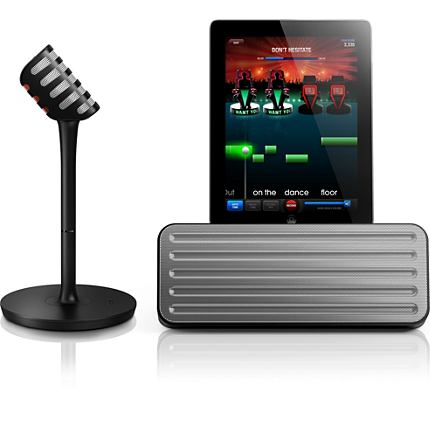 Philips Kit for Great Karaoke Parties (2)