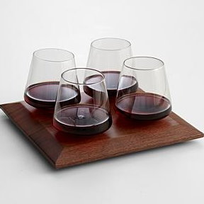 Cupa-Vino Wine Glasses