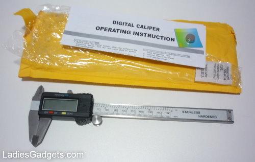 Focalprice Digital Caliper Hands on Review (5)