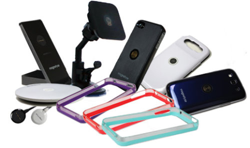 Magnetic Charger for iPhones and Samsung Galaxy S III to be Showcased at CES