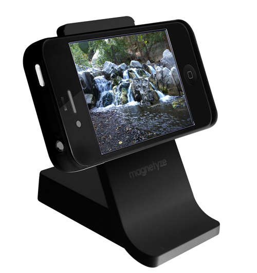 Magnetic Charger for iPhones and Samsung Galaxy S III to be Showcased at CES (3)