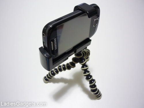 Hands on Review Tmart Tripod Adapter for Smartphones (16)