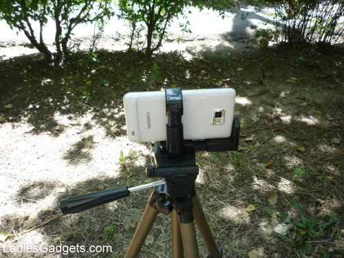 Hands on Review Tmart Tripod Adapter for Smartphones (8)