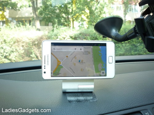 Hands on Review Zyroshell Phone Cradle for Your Car and Desk (14)
