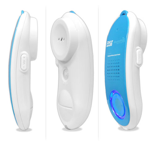 Pyle SurfSound Talk Bluetooth Waterproof Speaker and Headset (1)