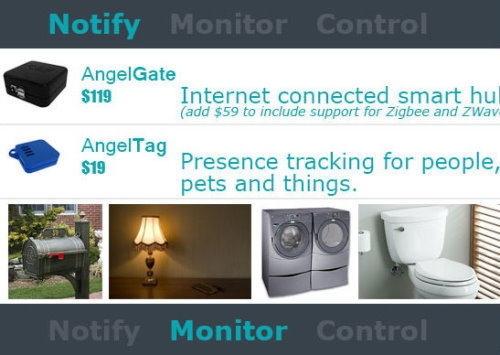 AngelBlocks Keep You Updated on Changes in Your Home