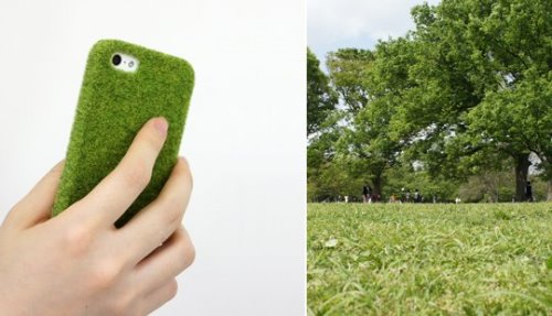 Grass Case for iPhone 5 (2)