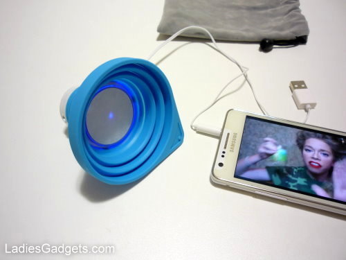 Hands on Review The Collapsible SSSSSpeaker by aiia (10)