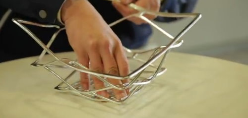 The Kago Bendable Basket (1)