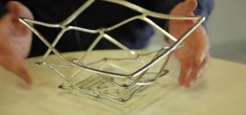 The Kago Bendable Basket (2)
