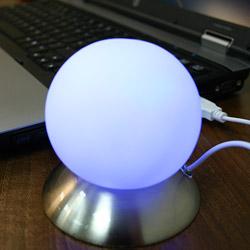 USB Touch Lamp Changes Color (3)